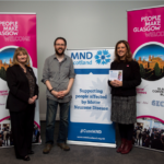 Glasgow prepares to host conference for pioneering research into Motor Neurone Disease