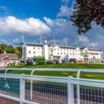 Hamilton Park racecourse posts record conference and events sales