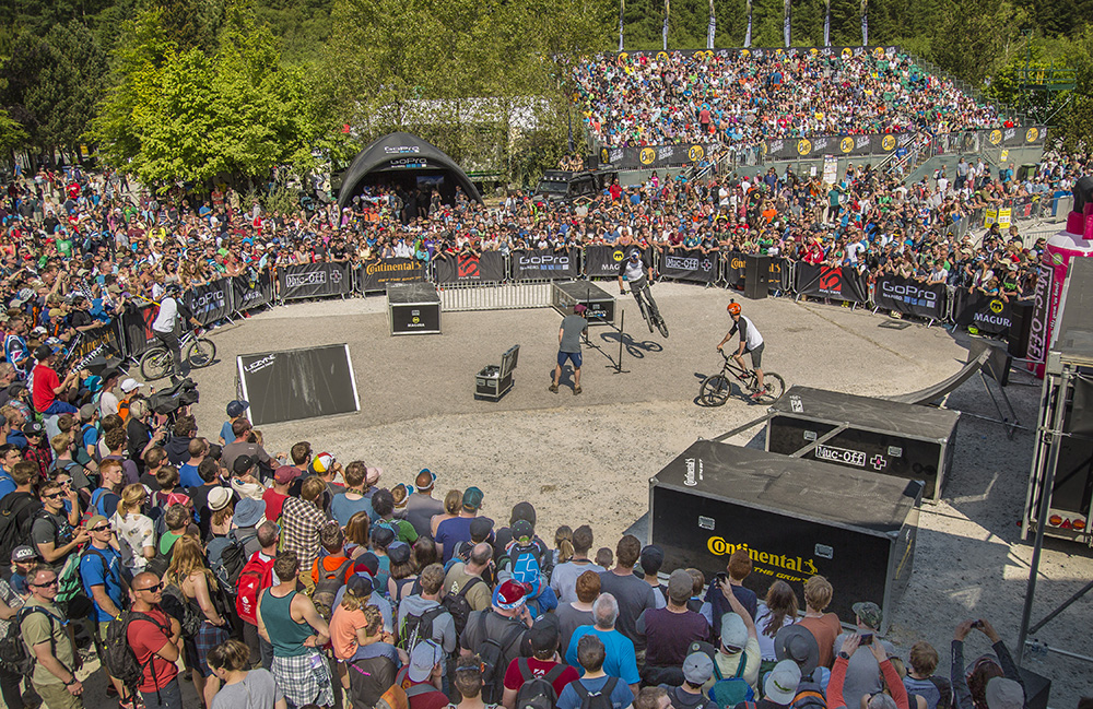 Fort William MTB World Cup Show by Dave Mackison Photography