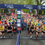 'Top class sporting event' as 5,000 runners set the pace in Stirling marathons
