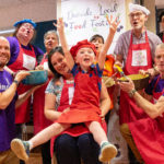 Soup workshop whets appetite for local food festival