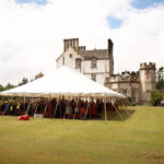Winton Castle hosts 'away day' for homelessness charity