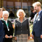 Recently-opened Moat Brae hosts a very special royal event