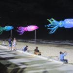Aberdeen's spectacular  festival of light - SPECTRA - returns in February