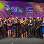 "Brigadier David Allfrey receives prestigious ""Silver Thistle"" at national tourism awards ceremony"