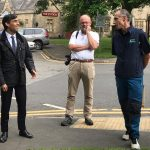 Pennine Events Ltd meets with Rishi Sunak and pledges for urgent support for the events industry #RedAlert