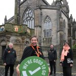 "Edinburgh's oldest five-star walking tour business says  ""We're Good to Go"""