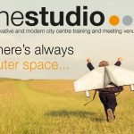 THESTUDIO SENDS CONFERENCE GUESTS TO OUTER SPACE