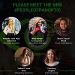 Meet the new Panoptic Events Team