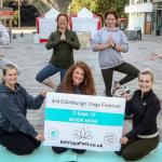 Edinburgh Yoga Festival returns