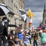 Edinburgh Festival Fringe venues raise capacities and ease distancing rules for audiences