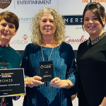 Jane Longhurst receives fitting industry recognition ahead of her retirement