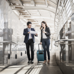 Comparing Corporate Travel's Biggest Agencies Before and After the Pandemic